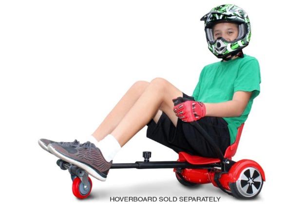 soflow Monster Kart K1 Red