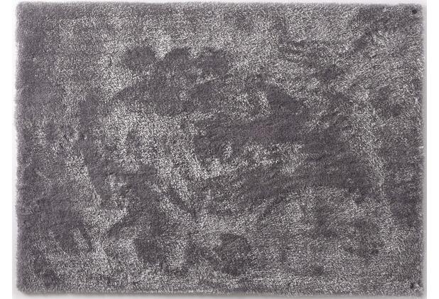 Tom Tailor Soft - Uni grey 160 x 230 cm