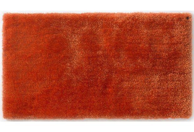 Tom Tailor Soft - Uni orange 50 x 80 cm