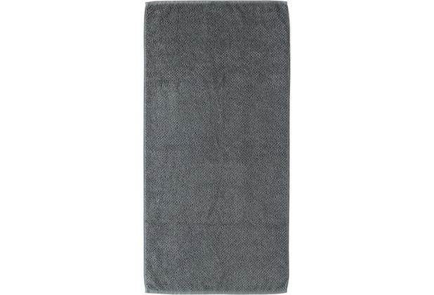 s.Oliver Handtücher   Uni 3500 grau Duschtuch 70x140 cm