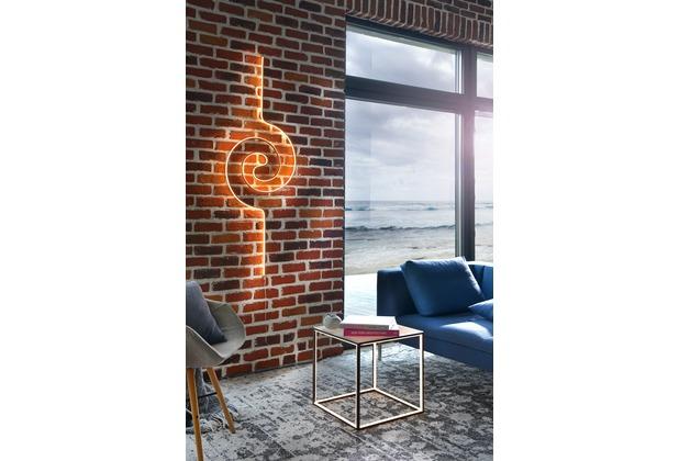 Sompex Wandleuchte Candice W LED, H50cm