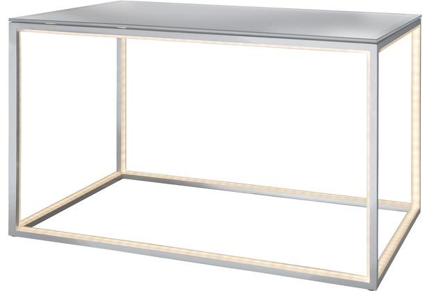 Sompex Stehlampe Delux LED alu H 35cm Leuchtstäbe