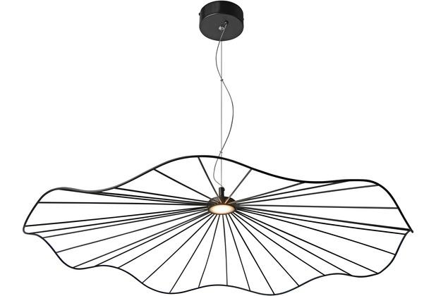 Sompex Pendelleuchte Mesh LED dimmbar, rund