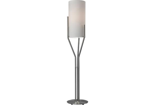 Sompex Stehlampe Neptuno H 120cm satin weiß