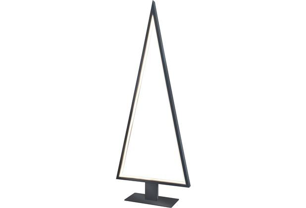 Sompex Außenleuchte Pine Baum LED H 160cm mit Außenkabel 3m