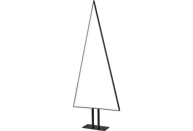 Sompex Designleuchte Pine LED Schwarz