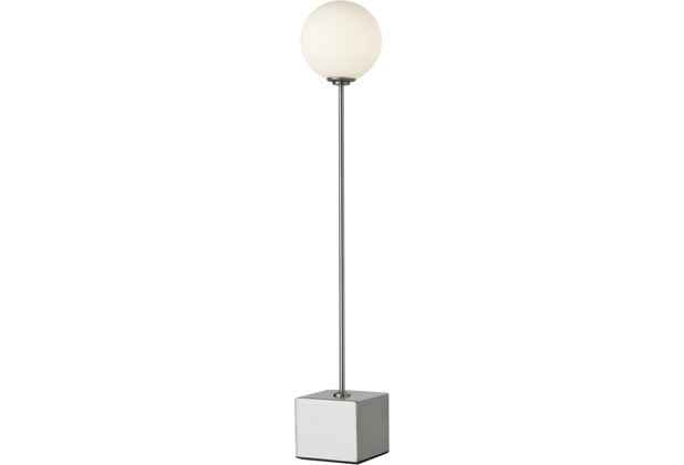Sompex Tischleuchte Slim LED, Schirm Kugel