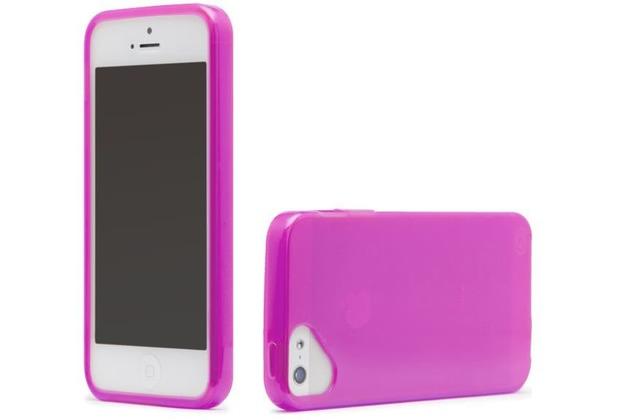Olo Glacier für iPhone 5/5S/SE, pink