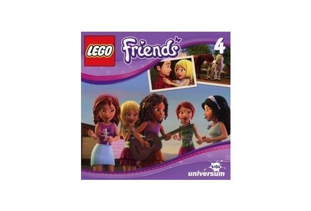 Sony LEGO Friends 04 Hörbuch