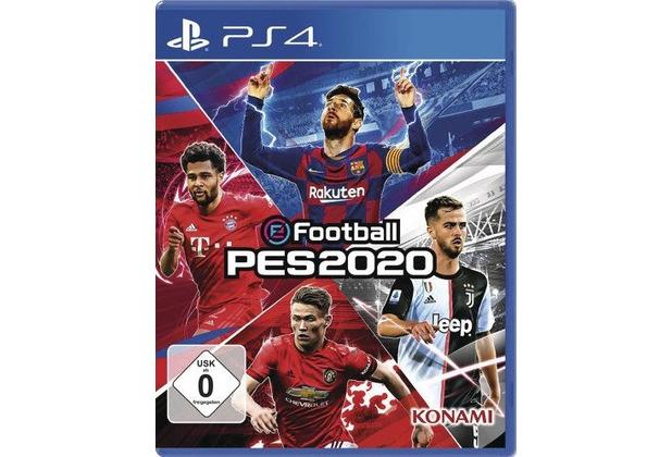 Sony Playstation 4 PES 2020 (USK 0) PS4