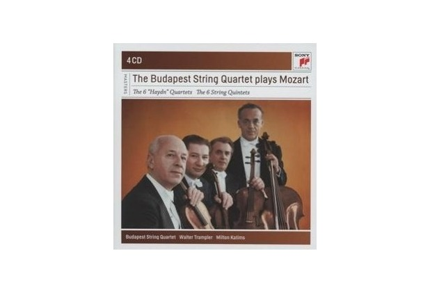 Sony The 6 Haydn Quartets & The 6 Streichquartette, CD