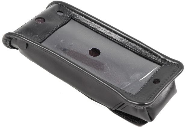 Soryt Ledertasche Alcatel Mobile Reflexes 300/400 (Stahlgürtelclip)