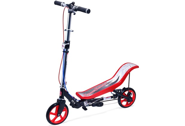 space scooter x590 deluxe rot 120 kg. Black Bedroom Furniture Sets. Home Design Ideas