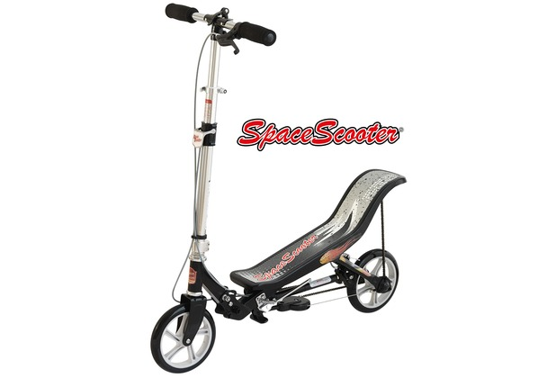 Space Scooter X580 matt-schwarz