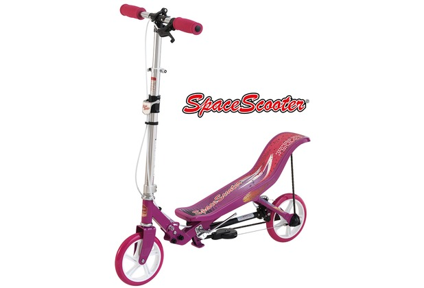 Space Scooter X580 pink/rosa