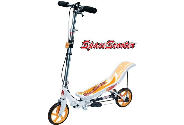 Space Scooter X580 weiss