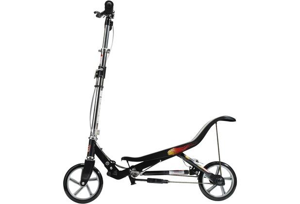 Space Scooter X580 matt-schwarz