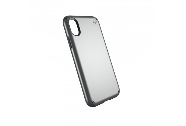 Speck HardCase Speck PRESIDIO Metallic iPhone (X) Tungsten Grey Metallic/Stormy Grey