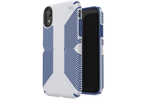 Speck Presidio Grip für iPhone XR Grey/Blue