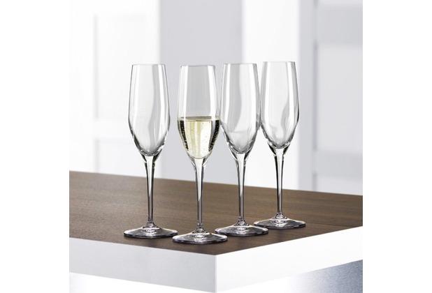 Spiegelau Authentis Champagnerflöte 4er Set