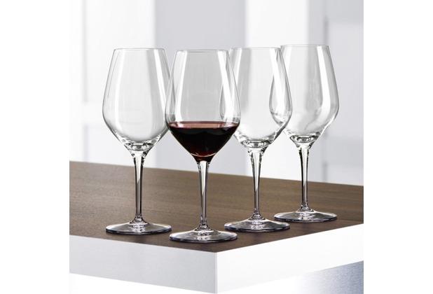 spiegelau authentis rotweinglas 4er set mit gravur z b namen. Black Bedroom Furniture Sets. Home Design Ideas
