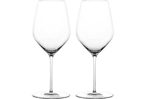 Spiegelau Spiegelau Highline Bordeauxglas handgefertigt, 2er-Set
