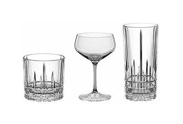 Spiegelau Cocktail Masterclass 3er-Set Perfect Serve Collection
