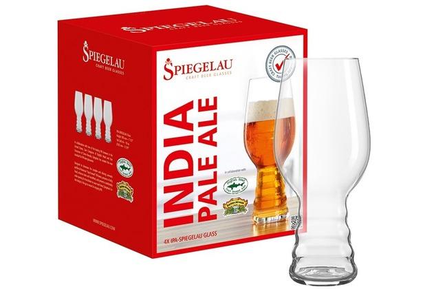 Spiegelau Craft Beer Glasses IPA Glas 4er Set