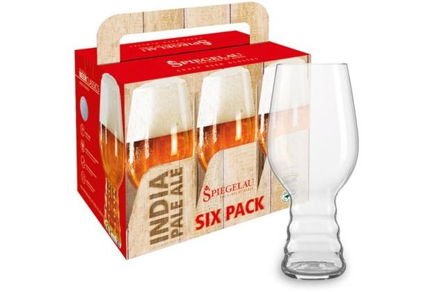 Spiegelau Craft Beer Glasses IPA Glas 6er Set