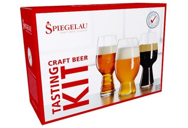 Spiegelau Craft Beer Glasses Tasting Kit 3er-Set