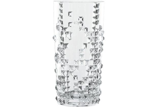 Nachtmann Longdrink - 4er Set, Punk Kristallglas
