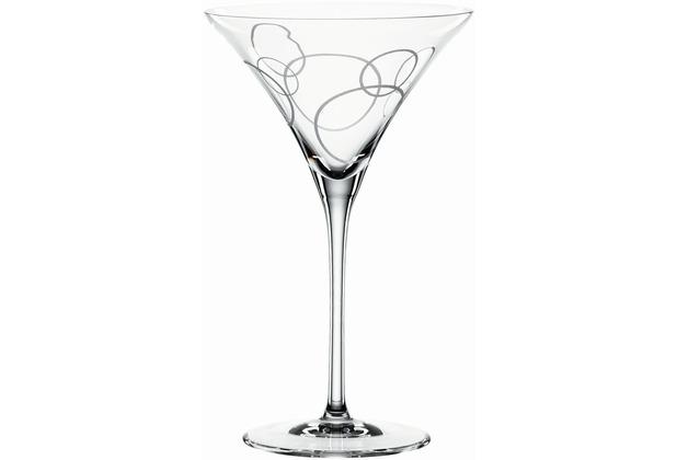 Spiegelau Signature Drinks Cocktailglas Circles Set/2
