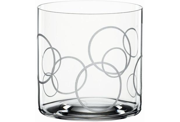 Spiegelau Signature Drinks Softdrinkbecher Circles Set/2