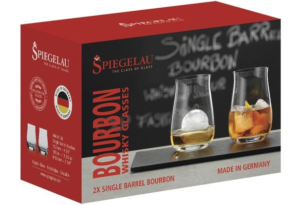 Spiegelau Special Glasses Single Barrel Bourbon 2er Set