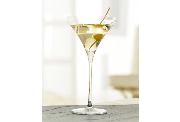 Spiegelau Willsberger Anniversary Martiniglas 4er Set