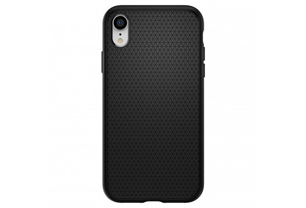 Spigen Liquid Air for iPhone XR, black
