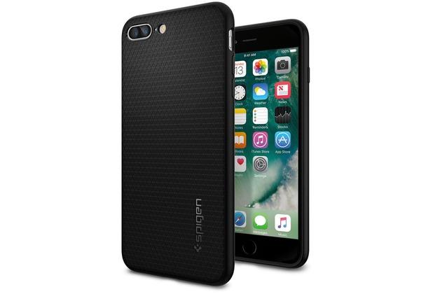 Spigen Liquid Armor for iPhone 7 Plus / iPhone 8 Plus schwarz