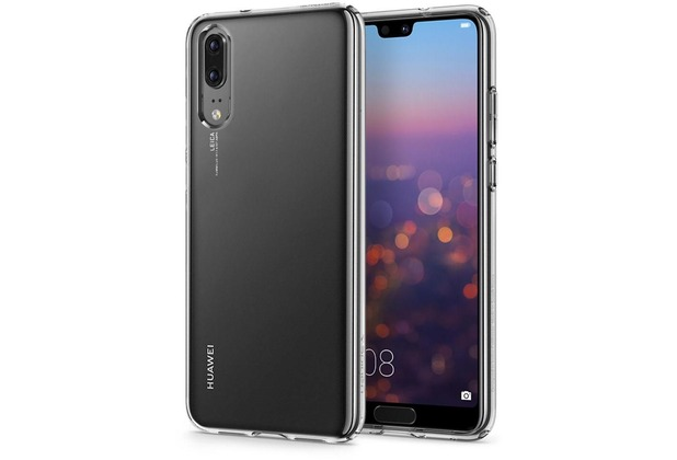 Spigen Liquid Crystal for P20 crystalclear