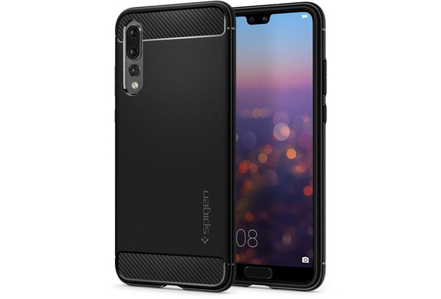 Spigen Rugged Amor for P20 PRO black