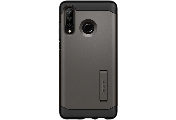 Spigen Slim Armor for P30 Lite gun metal