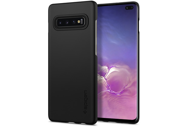 Spigen Thin Fit for Galaxy S10+ black