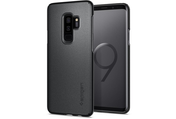Spigen Thin Fit for GALAXY S9+ crystalclear