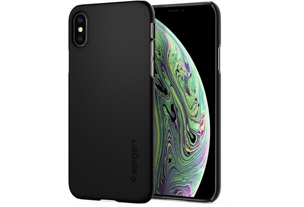 Spigen Thin Fit for iPhone XS black