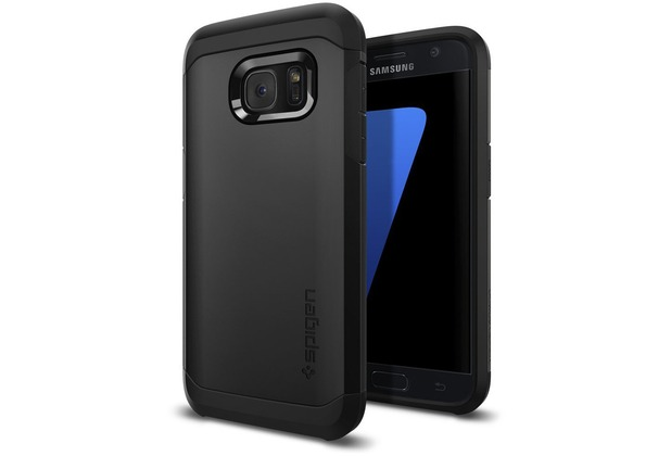 Spigen Tough Armor for Galaxy S7 schwarz