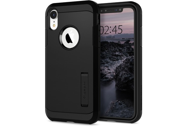 Spigen Tough Armor for iPhone XR black