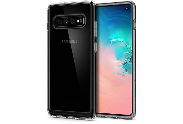 Spigen Ultra Hybrid for Galaxy S10 crystal clear