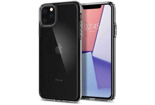 Spigen Ultra Hybrid for iPhone 11 Pro crystal clear