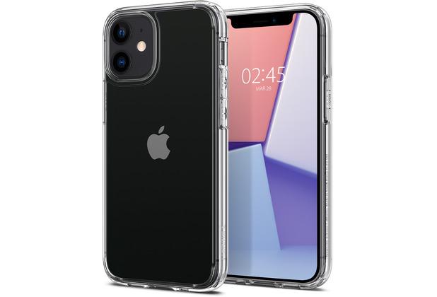Spigen Ultra Hybrid for iPhone 12 mini crystal clear