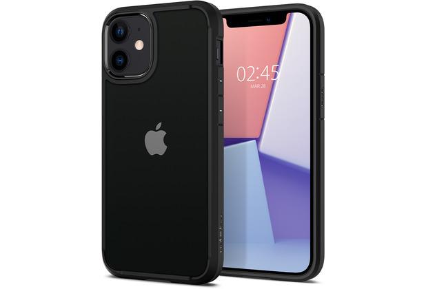 Spigen Ultra Hybrid for iPhone 12 mini matt black