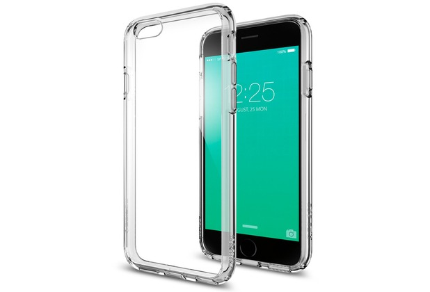 Spigen Ultra Hybrid for iPhone 6/6s space crystal